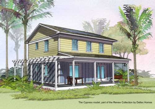Deltec Homes Launches the Renew Collection