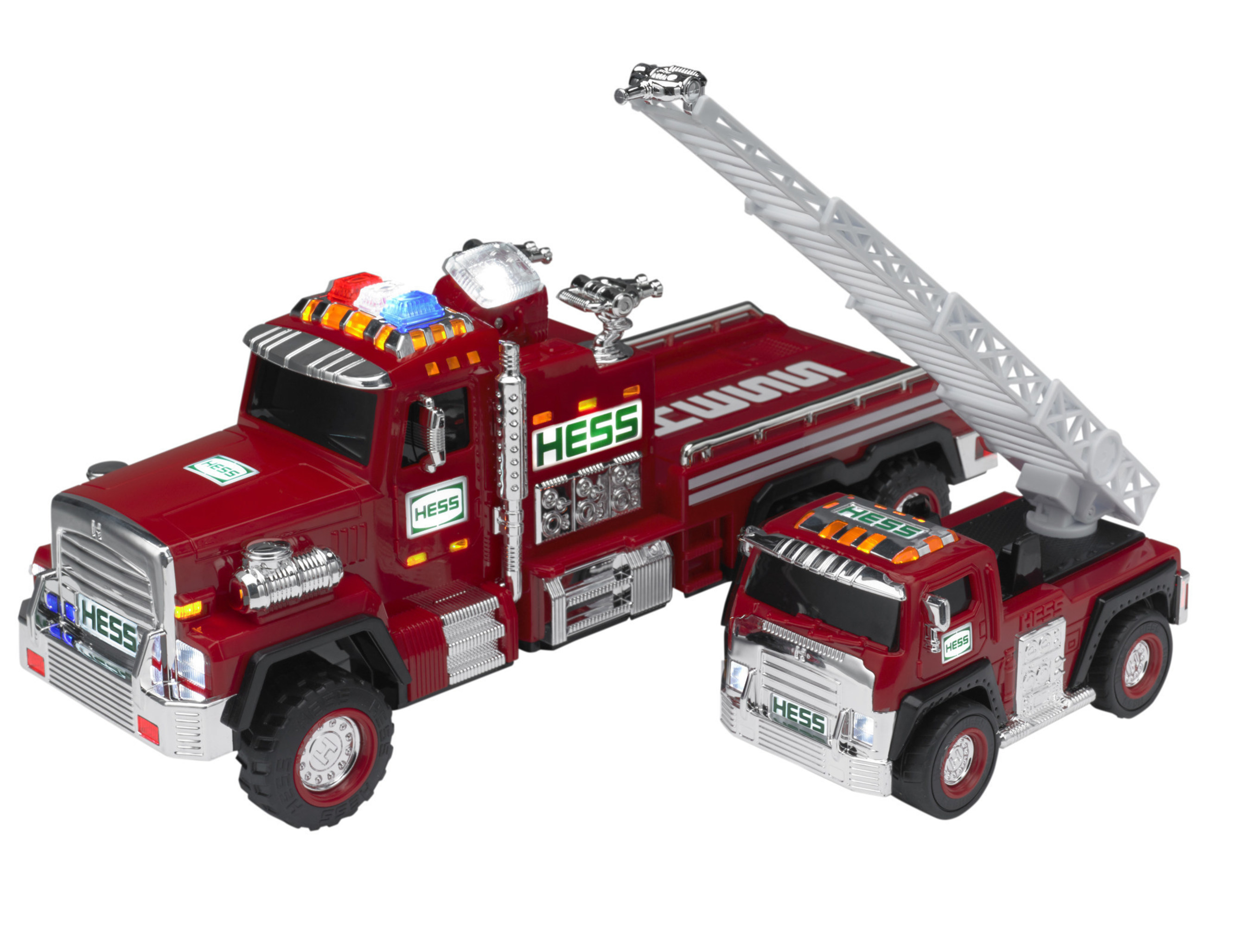 2015 Hess Toy Truck Now Available Online