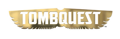 TombQuest(TM), A New Multi-Platform Action Adventure Series, From Scholastic (PRNewsFoto/Scholastic Inc.)
