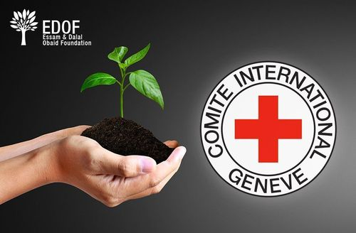 EDOF & the International Committee of the Red Cross: A Partnership based on Common Values (PRNewsFoto/EDOF Org)