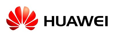 Huawei Logo (PRNewsFoto/P2i)