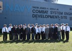 Royal Australian Navy Officers Graduate from Aegis Combat System Training at the U.S. Navy's Combat Systems Engineering Development Site