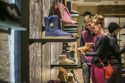 UGG opens two Canadian retail stores: Vancouver and Edmonton