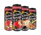 Combining the refreshment of a crisp apple ale with red hot cinnamon and 8% ABV, the new mike's HARDER Apple Firebomb flavor has been brought to life in four contest-winning designs conceived, named and chosen by HARDER fans: Apple Spitfire, Mad Kitty Cocktail, Hot Apple Pi-Ro and Red Hot Apple.