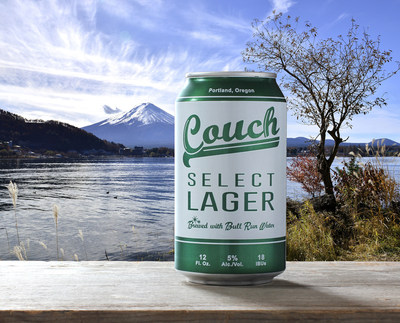 Burnside Brewing Co. Launches Couch Select Lager in Rexam 12 oz. Cans