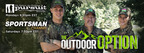 Dan, Danny and Shannon Reaser - Hosts of The Outdoor Option TV Show.  (PRNewsFoto/The Outdoor Option)