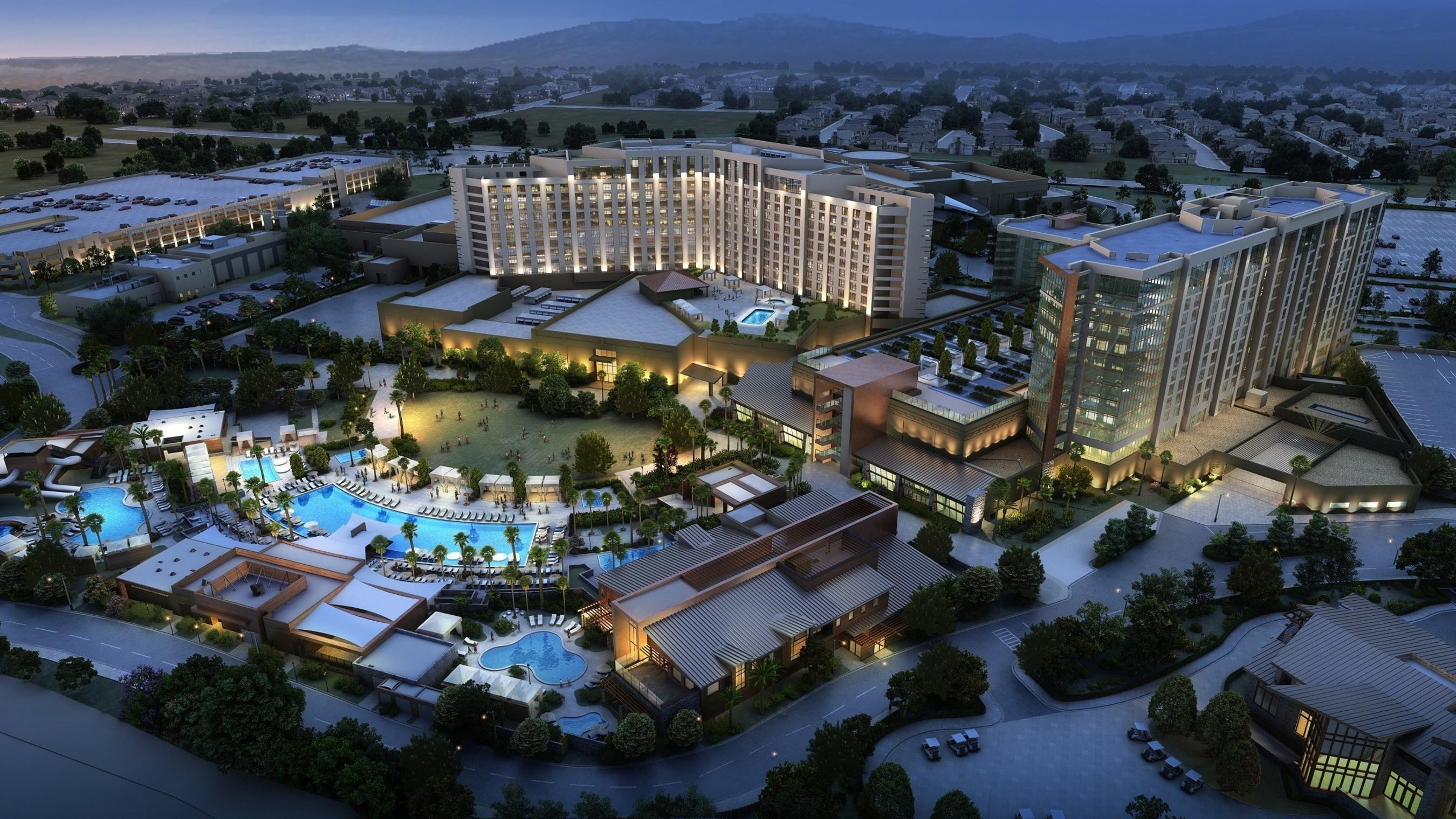 Pechanga Resort & Casino Breaks Ground On $285 Million Resort Expansion,  Ushers In Thousands Of Jobs