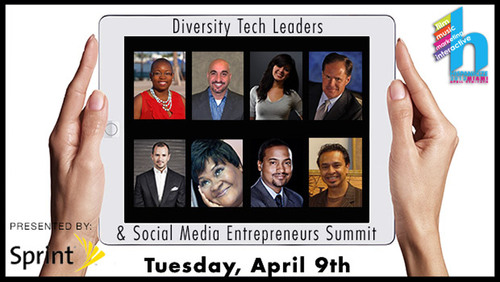 Hispanicize 2013 will kick off with 1st Annual Diversity Tech Leaders and Social Media Entrepreneurs Summit ...