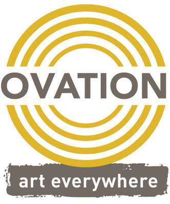 Ovation, Art Everywhere.  www.OvationTV.com.  (PRNewsFoto/Ovation)