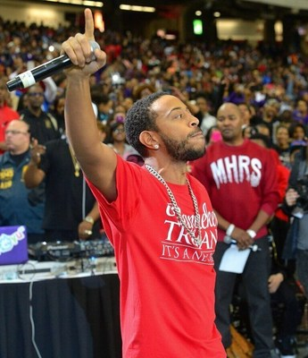 Ludacris returns to the 2016 Honda Battle of the Bands