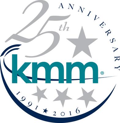 KMM Corporate Logo. (PRNewsFoto/KMM)
