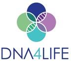 Official DNA4Life logo
