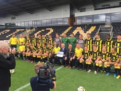 Sky Sports sélectionne le Mobile Viewpoint Agile R pour ses retransmissions en direct