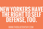 Don't let New York's political ruling class take away your Second Amendment. Google: Repeal the S.A.F.E. Act.