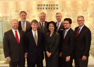 Morrison & Foerster welcomes eight new government contracts and litigation partners to its Washington, DC office and Northern Virginia offices. The group brings a best-in-class practice principally serving the aerospace, defense, government and professional services, healthcare, and information technology industries. Top Row (left to right): Kevin Dwyer, Jay DeVecchio, Alex Ward | Bottom Row (left to right): Daniel Chudd, Kevin Mullen, Jessie Liu, Damien Specht, David Churchill