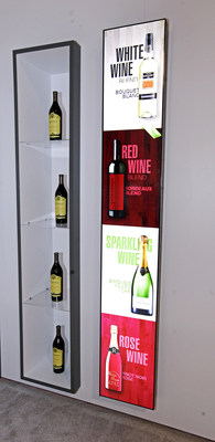 """LG Electronics today introduced an all-new 86-inch """"Ultra Stretch"""" digital signage solution (86BH5C) optimized for displaying dynamic digital content."""