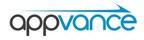 Appvance Inc. logo (PRNewsFoto/Appvance Inc.)