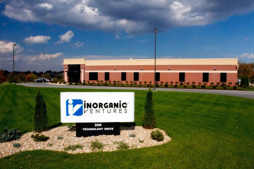 Inorganic Ventures offers the highest quality certified reference materials for labs worldwide. (PRNewsFoto/Inorganic Ventures)