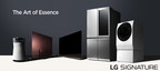At CES(R) 2016, LG Electronics officially unveiled its new LG SIGNATURE product lineup, bringing the company's best technology and designs together under a single name.