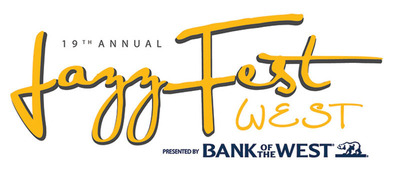 Robin Thicke, Jeffrey Osborne, Freddie Jackson, Peabo Bryson, Howard Hewett, Dave Koz, Estelle & Many More To Perform at JazzFest West 2014 at Frank G. Bonelli Park in San Dimas, CA on July 19 & 20, 2014 (PRNewsFoto/Omega Events)