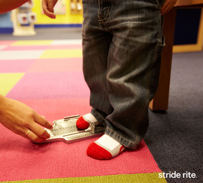Stride Rite® Children's Group Educates Parents On Importance Of Foot Health And Awareness