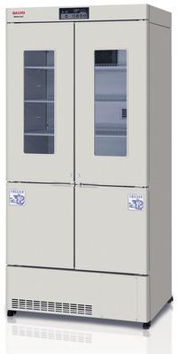 SANYO Adds New MPR Series Biomedical Refrigerator/Freezer Combination Unit