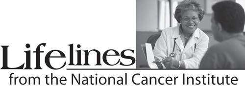 Lifelines - from the National Cancer Institute. (PRNewsFoto/National Cancer Institute) (PRNewsFoto/)