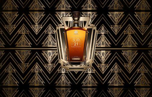 Art Deco-Inspired John Walker & Sons XR(TM) 21 Year Old Rekindles The Grandeur Of The Roaring Twenties ...