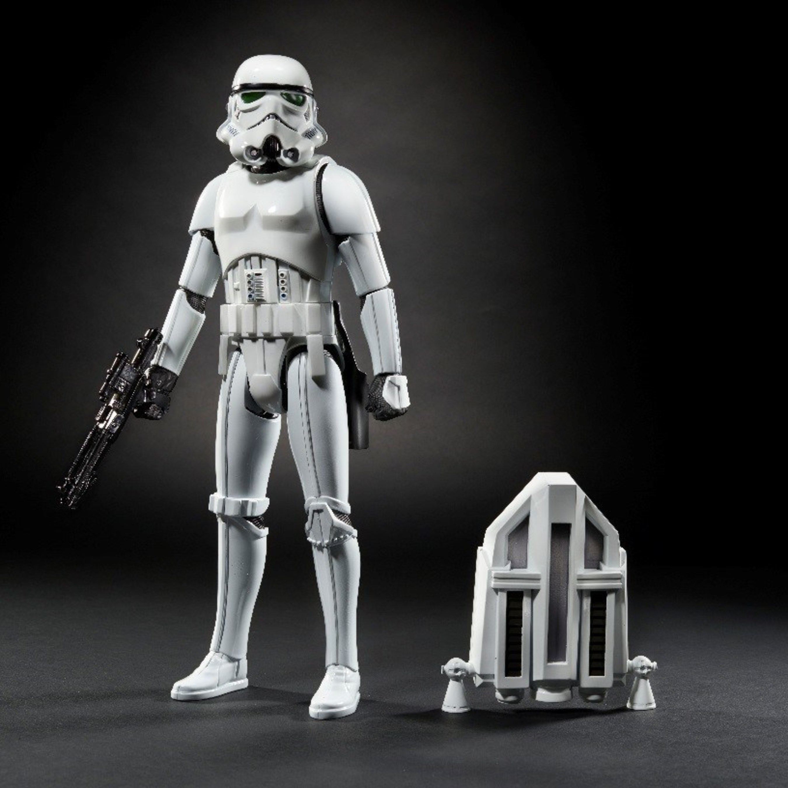 STAR WARS(TM) InteracTech Stormtrooper Figure from HASBRO(R)