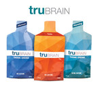 Think Drinks are research-backed, focus-enhancing shots intended to improve overall brain health. (PRNewsFoto/truBrain)