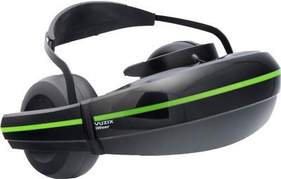 Vuzix iWear Video Headphones