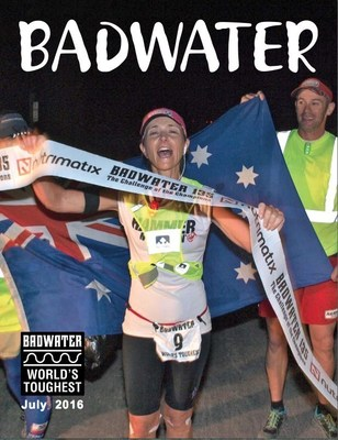 BADWATER Magazine July Cover