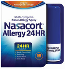 Sanofi's Consumer Healthcare Division Chattem Announces Nasacort® Allergy 24HR Nasal Spray Now Available Without a Prescription in the U.S.