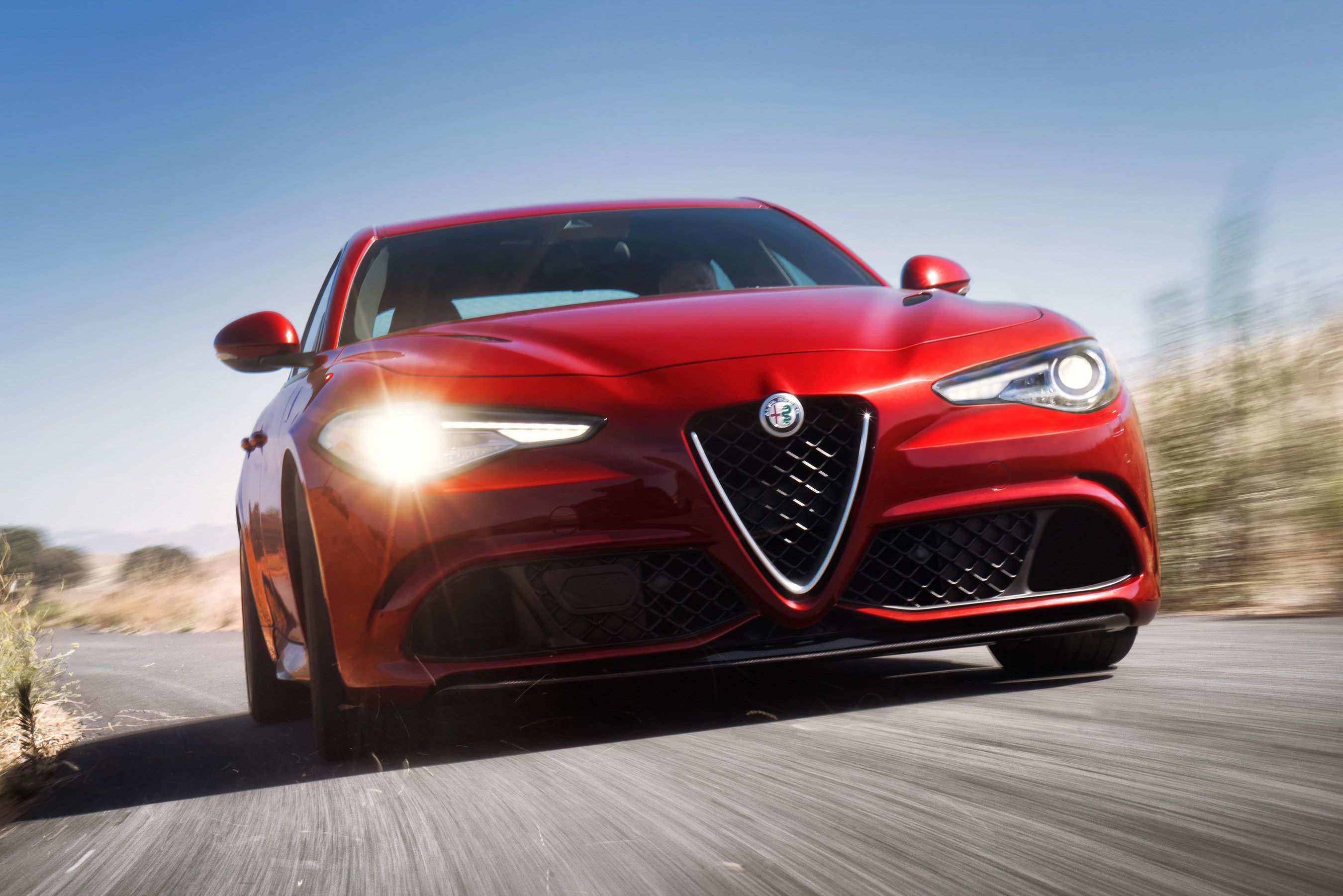 Created With The Mechanics Of Emotion All New 2017 Alfa Romeo Rear Axle Giulia Quadrifoglio Delivers Italian Style Performance Precision