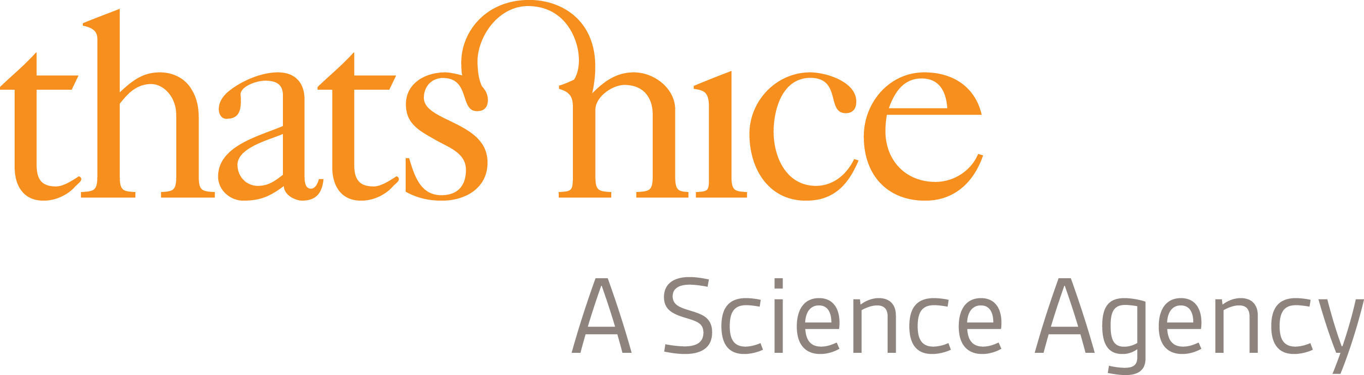 Thats Nice - A Science Agency