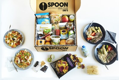 SpoonU Powered by Chef'd Cooked Meal Box