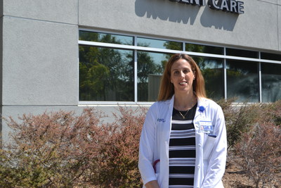 Lakeside Community Healthcare cardiologist, Heather Shenkman