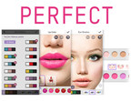 Enhance your summer selfies by downloading the beauty apps YouCam Makeup and YouCam Perfect.