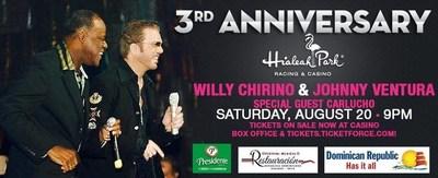 Willy Chirino & Johnny Ventura