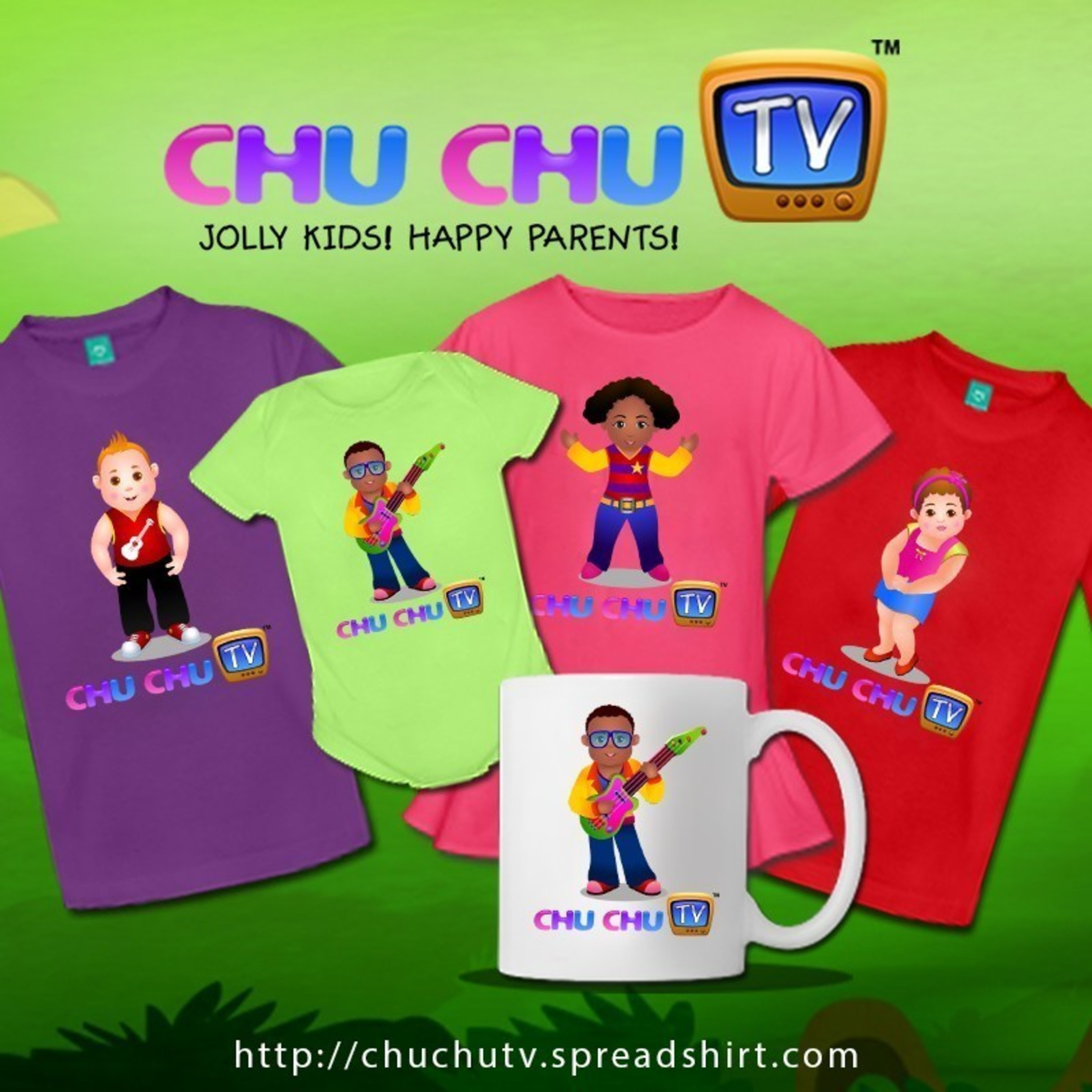 Children's YouTube Channel ChuChu TV Announces Partnership With