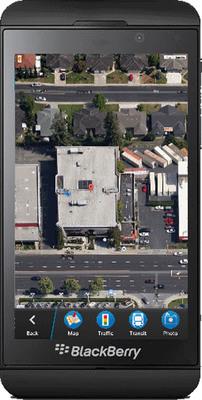 LifeInPocket for BlackBerry.  (PRNewsFoto/RoadComm, Inc.)