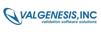 ValGenesis Logo (PRNewsFoto/ValGenesis Inc.)