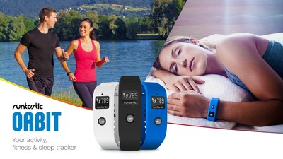 Runtastic Orbit - new lifestyle device for anyone and everyone (PRNewsFoto/Runtastic)