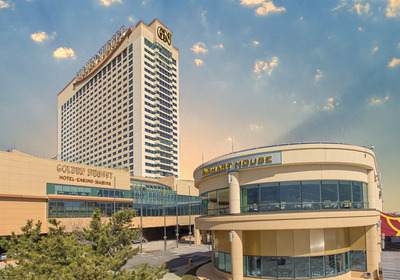 Golden Nugget Atlantic City.  (PRNewsFoto/Golden Nugget Hotel and Casinos)