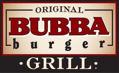 Original BUBBA burger Grill logo.  (PRNewsFoto/BUBBA burger)
