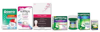 The Mentholatum Company products (PRNewsFoto/The Mentholatum Company)