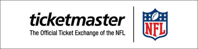 Ticketmaster, The Official Ticket Exchange of the NFL