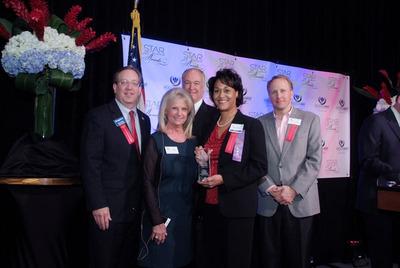 Pillar Award Winner - Texas Children's Hospital West Campus.  (PRNewsFoto/Texas Children's Hospital)