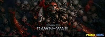WARHAMMER(R) 40,000(R): DAWN OF WAR(R) III ANNOUNCED. (PRNewsFoto/SEGA Europe Limited)