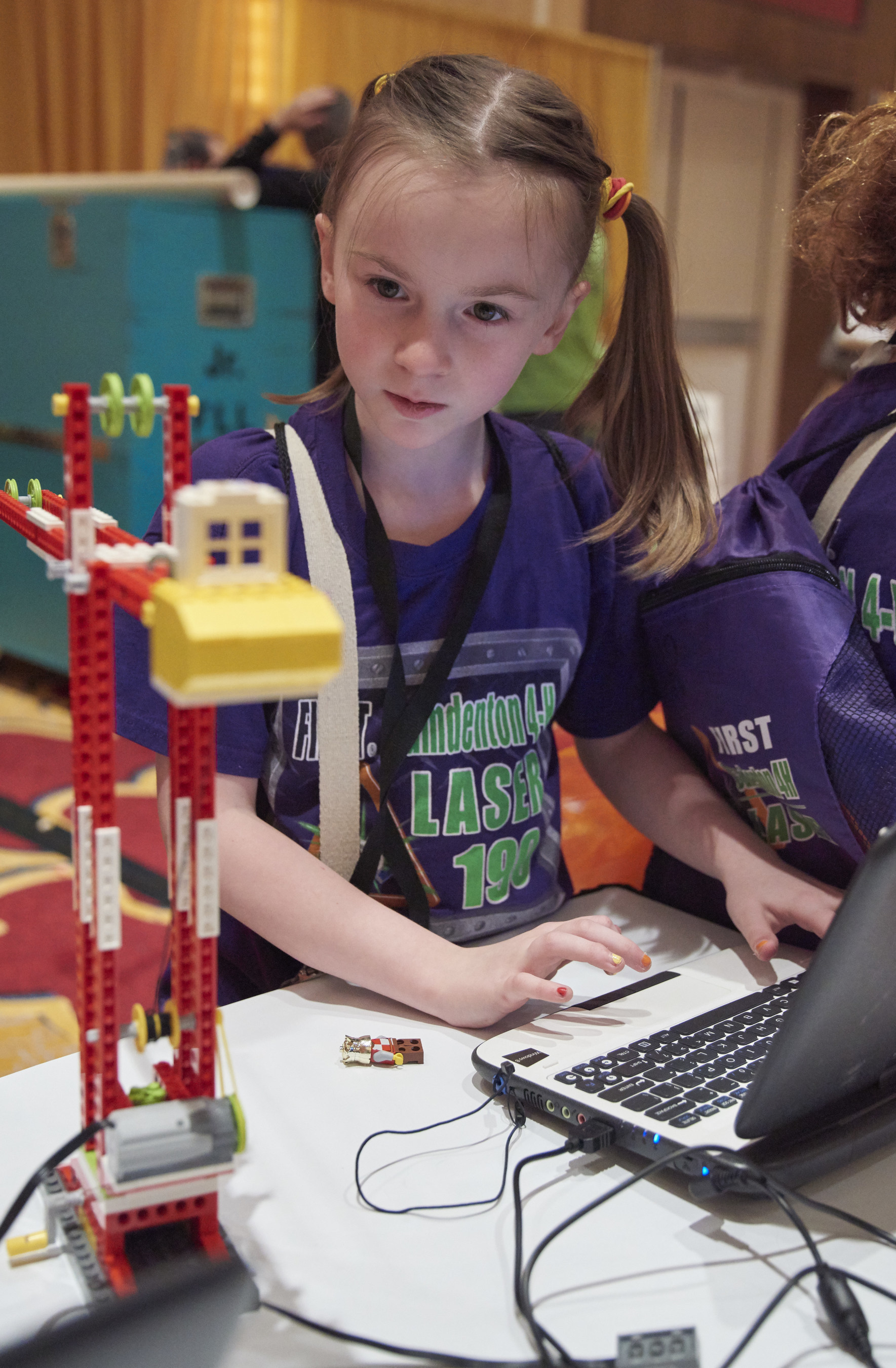 Innovative Elementary School STEAM Learning Experiences Combine Live Theatre, FIRST' LEGO' League Jr.